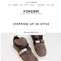 [Forzieri] 3 Men's Shoe Labels rocking this Fall