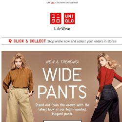[UNIQLO Singapore] Bottoms up! It's Orchard Central's 1st Anniversary!