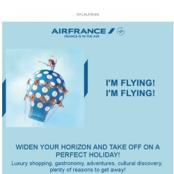[AIRFRANCE] Miss , time's running out! 2 days left