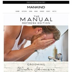 [Mankind] The Manual: Refresh Edition