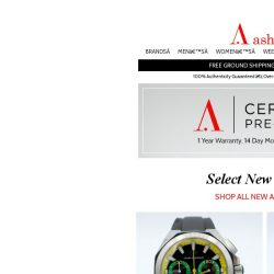 [Ashford] NEWLY ARRIVED Certified Pre-Owned Watches