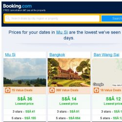 [Booking.com] Prices in Mu Si dropped again – act now and save more!