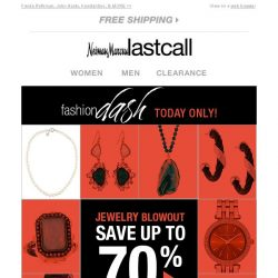 [Last Call] Up to 70% off | Jewelry BLOWOUT | VERY limited time