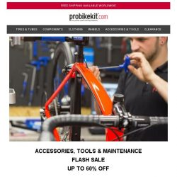 [probikekit] Accessories, Tools & Maintenance Flash SALE