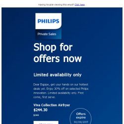 [PHILIPS] , shop for offers today!