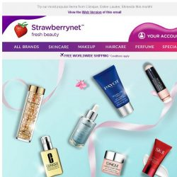 [StrawberryNet] October Top 40 Hot List Up to 70% Off