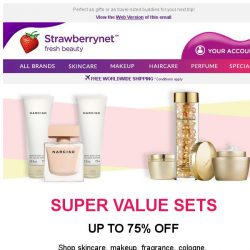 [StrawberryNet] SAVE even more on Super Value Sets Up to 75% Off