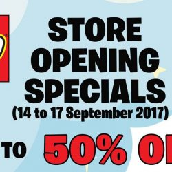 Bricks World: Grand Opening of LEGO® Certified Flagship Store at ION with UP to 50% OFF