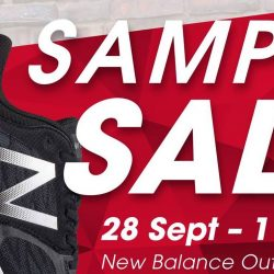 New Balance: Sample Sale with Footwear from $50 & Additional 20% OFF Storewide