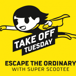 Scoot: Take Off Tuesday With All-In Fares to Harbin, Kuantan, Kuching & More From $38