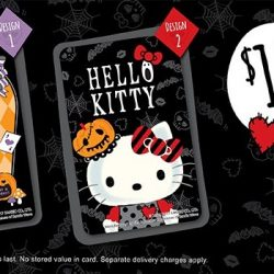EZ-Link: NEW Hello Kitty Halloween EZ-Link Cards