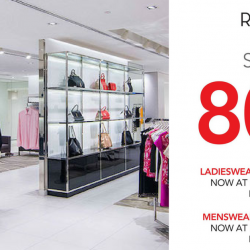 Isetan Scotts: Enjoy 80% OFF RAOUL Ladieswear, Menswear & Accessories at Isetan Private Sale!
