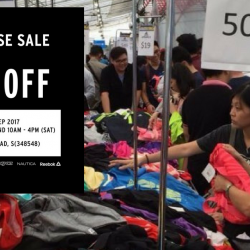 012670013b 18 - 23 Sep 2017 Royal Sporting House  Warehouse Sale Up to 80% OFF  Quiksilver