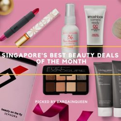 Singapore's Best Beauty Deals of the Month (Jun 2019)