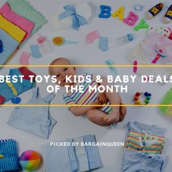 Singapore's Best Toys, Kids & Baby Deals of the Month (Apr 2019)