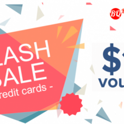 Apply for These Top Credit Cards in September & Get Up to S$150 in Vouchers for Each Card!