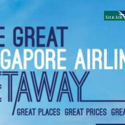 Singapore Airlines: The Great Singapore Airlines Getaway with Two-to-Go All-In Fares from $108