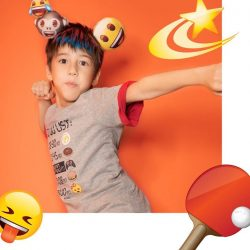 [Bossini Singapore] Allow your little ones to express themselves through their outfit.
