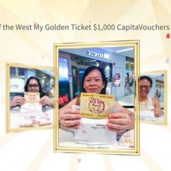 [IMM] 2 weeks left to find your Golden Ticket and win $1,000 CapitaVouchers!
