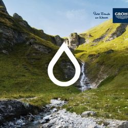 [GROHE SPA] HOW MUCH FRESH WATER DO WE HAVE?