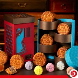 [OCBC ATM] Savour Mid-Autumn deals with a delectable variety of mooncakes, crafted to perfection from some of Singapore's top hotels