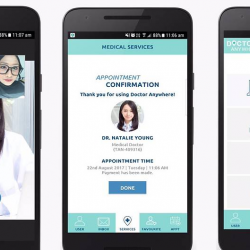 "[Guardian Plus] Using the app is definitely more convenient than going to see a doctor""."