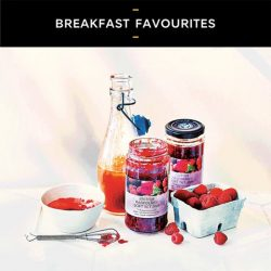 [Marks & Spencer] There are so many ways to enjoy our breakfast spreads: over your toast, whisking it into vinaigrette for a fruity