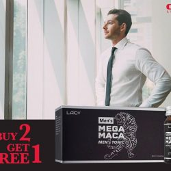 [GNC Live Well Singapore] Feeling lethargic and stressed out from everyday life?