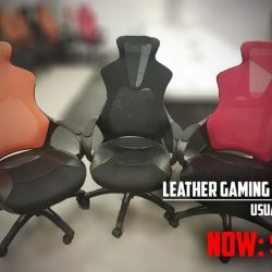 [OASIS Cafe] GAMING CHAIR ON SALE!
