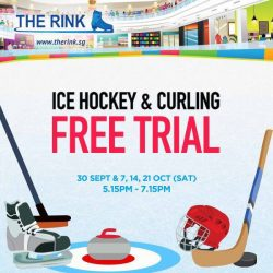 [THE RINK] Make the most of your weekend and learn something different.