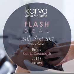 [KARVA SALON FOR LADIES] Hello Ladies, let's make today a Superb Sunday!