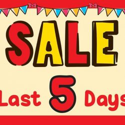 [Sanrio Gift Gate] Last 5 days to the biggest sale of Sanrio Gift Gate every year!