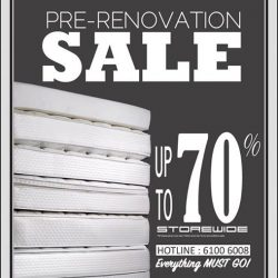[Englander] We are having a ENGLANDER Pre-Renovation mattress SALE !