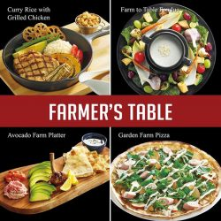 [Mad for Garlic] Have you tried our limited time offer Famer's Table new menu items?