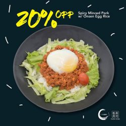 [HONG KONG WONTON NOODLE] Itacho Sushi[Itacho Lunch Set Menu - PROMOTION]Check out the selected items - up to 30% OFF!