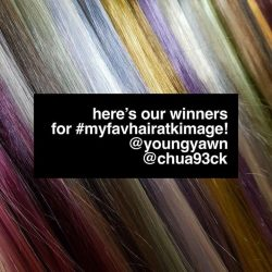 [Kimage Prestige] Thank you for participating in myfavhairatkimage!