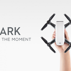 [E-Gadget Mini] DJI Spark retailing at S$736.