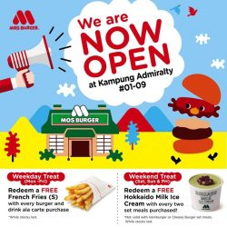 [MOS Burger] WHILE STOCKS LAST.