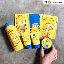 [THE FACE SHOP Singapore] Who's your favourite Simpsons character?