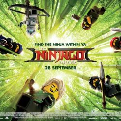 [Bricks World (LEGO Exclusive)] LEGO Ninjago Movie - Exam Break PromotionSurprise & reward your kids by bringing them to the LEGO® NINJAGO movie!