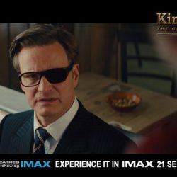 [Shaw Theatres] Someone tried to take out the Kingsman.