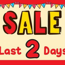 [Sanrio Gift Gate] Last 2 days for Sanrio Gift Gate's Annual Sale 2017!