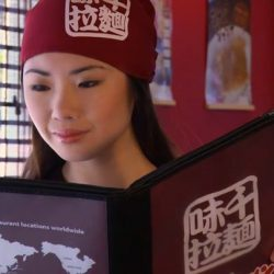 "[Ajisen Ramen Dining] F&B industry is often named as the ""most unwanted job"" in Singapore."