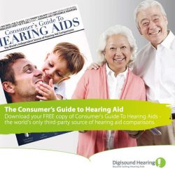 [Digi-Sound Hearing Care Centre] Know of someone who's new to hearing loss?