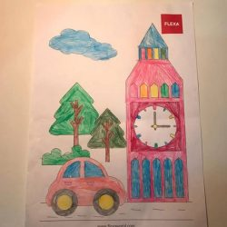 [FLEXA] We would like to thank everyone who submitted their colouring sheets for our recent Transportation Colouring contest!
