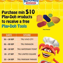[Babies'R'Us] For all Play - Doh fans out there!