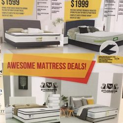 [Tom & Stefanie] King Koil Mattress Sale ~ From $599 onwards , Free bedframe , free delivery , free dispose of old mattress !