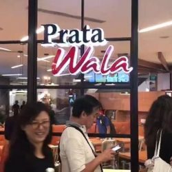 [Prata Wala] Look at the current queue in Prata Wala Nex for our Free Prata Day!