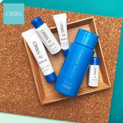 [ORBIS] Skin may look dull due to various reasons including pigmentation and bumpy skin that result in uneven reflection of light.