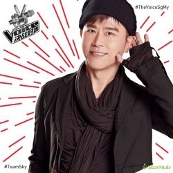 [StarHub] DID YOU KNOW: Coach 伍思凱Sky Wu graduated from the prestigious Berklee College of Music and made his music debut 31